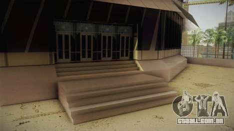 LS_Capitol Registros Construção v2 para GTA San Andreas por diante tela