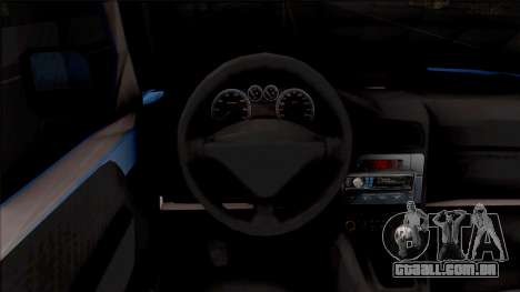Citroen Berlingo Mk2 Van para GTA San Andreas vista interior