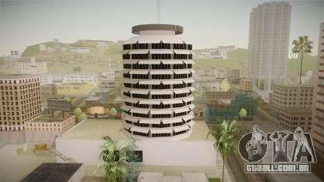 LS_Capitol Registros Construção v2 para GTA San Andreas