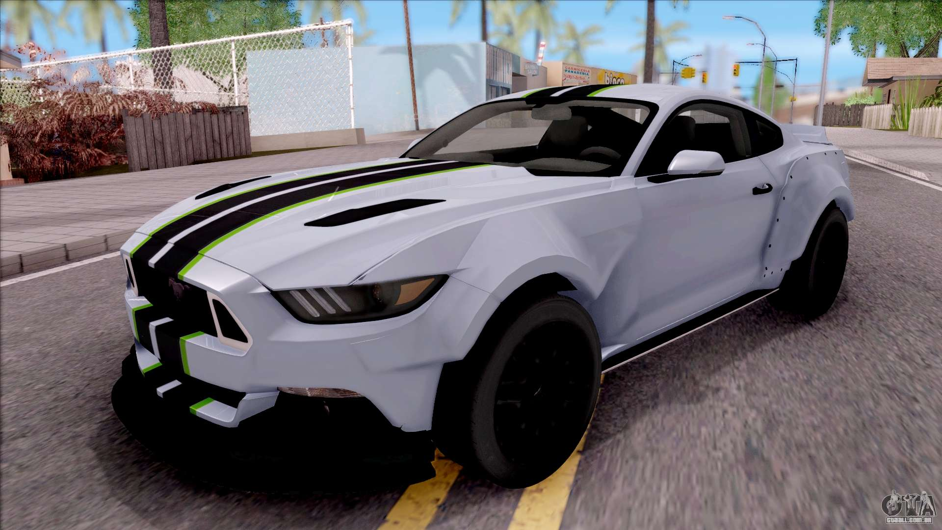 ford mustang 2015 need for speed payback edition para gta san andreas. Black Bedroom Furniture Sets. Home Design Ideas
