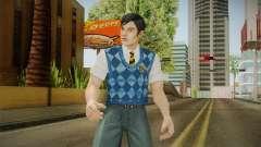 Parker Ogilvie from Bully Scholarship para GTA San Andreas