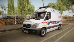 Mecerdes-Benz Sprinter YRP