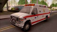 Ford E-350 SFFD San Francisco Ambulance