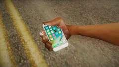 iPhone 7 Plus Gold para GTA San Andreas