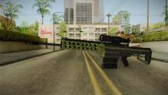 GTA 5 Gunrunning Sniper Rifle