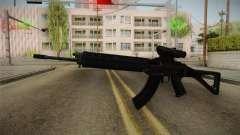 SIG-556XI Assault Rifle para GTA San Andreas