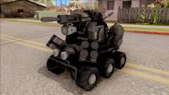 Mobile Turret From Titan Fall v1 para GTA San Andreas