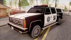 Police Rancher 4 Doors