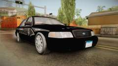 Ford Crown Victoria PI Stealth YRP