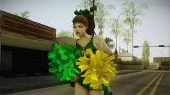 Cheer Captain Kerrigan v3 para GTA San Andreas