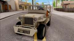 Jeep Willys MB 1945