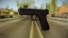 Glock 18 3 Dot Sight para GTA San Andreas