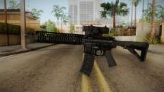 MK18 from MOH: Warfighter
