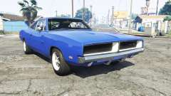 Dodge Charger RT (XS29) 1969 v1.2 [add-on]