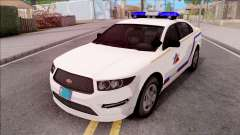 Vapid Police Interceptor Hometown PD 2012