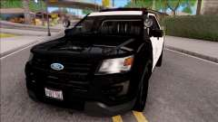 Ford Explorer Police Interception para GTA San Andreas