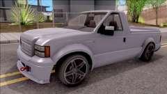 Sadler Racing Stock para GTA San Andreas