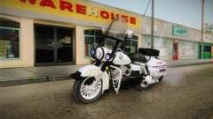 Harley-Davidson Police Bike YRP