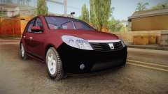 Dacia Sandero Stepway 2011 para GTA San Andreas