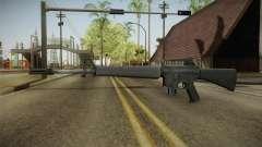 M16 Assault Rifle para GTA San Andreas