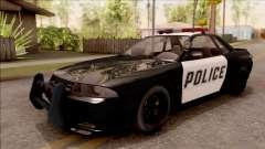 GTA V Annis Elegy Retro Interceptor IVF para GTA San Andreas
