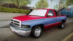 Dodge Ram 2500 Towtruck para GTA San Andreas
