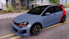 Volkswagen Golf 7 GTI Turkish Airlines