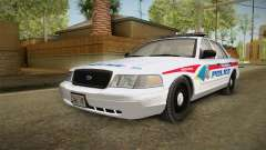 Ford Crown Victoria PI YRP