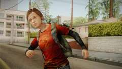 Ellie Tlou v1 para GTA San Andreas