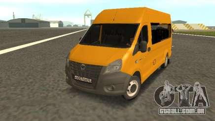 GÁS-A65R35 Gazela PRÓXIMO Ônibus para GTA San Andreas