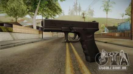 Glock 17 3 Dot Sight para GTA San Andreas