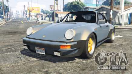 Porsche 911 Turbo 3.3 (930) 1982 [add-on] para GTA 5