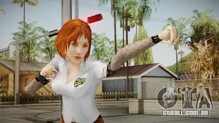 Zoe Taylor from Bully Scholarship v2 para GTA San Andreas