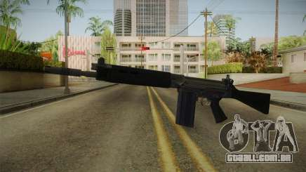 FN FAL Short Barrel para GTA San Andreas