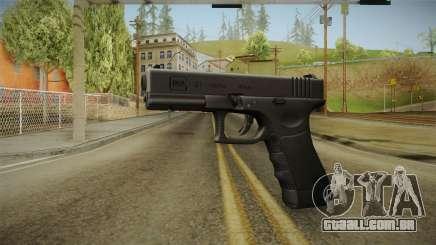 Glock 21 3 Dot Sight White para GTA San Andreas