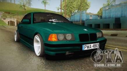 BMW M3 E36 Coupe para GTA San Andreas