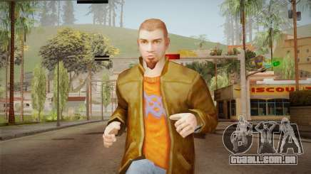 Gurney from Bully Scholarship para GTA San Andreas