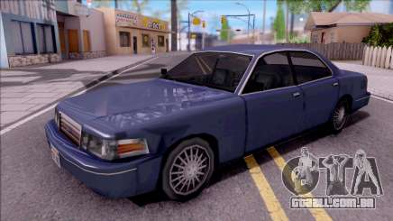 "Merit CV ""SA Style Ford Crown Victoria"" para GTA San Andreas"