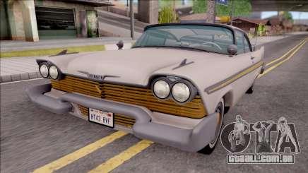 Plymouth Fury 1958 IVF para GTA San Andreas