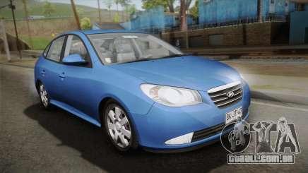 Hyundai Elantra 2008 para GTA San Andreas