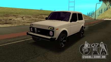 NIVA Armenian para GTA San Andreas