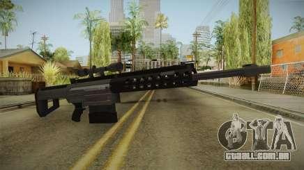 Gunrunning Heavy Sniper Rifle v1 para GTA San Andreas