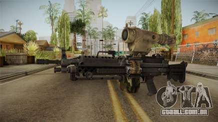 M249 Light Machine Gun v1 para GTA San Andreas