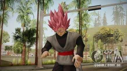 DBX2 - Goku Black SSJR v2 para GTA San Andreas