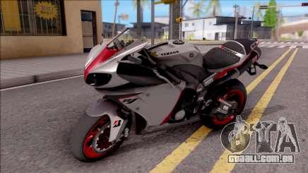 Yamaha YZF-R1 Stickers para GTA San Andreas