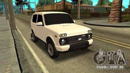 Niva Urban Armenia para GTA San Andreas