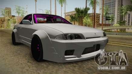 Nissan Skyline R32 Rocket Bunny para GTA San Andreas