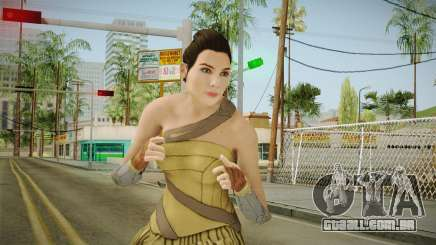 Wonder Woman (Amazon) from Injustice 2 para GTA San Andreas