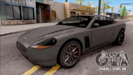 Dewbauchee Super GT para GTA San Andreas