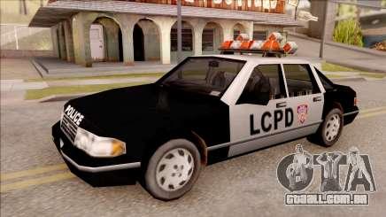 Police Car from GTA 3 para GTA San Andreas
